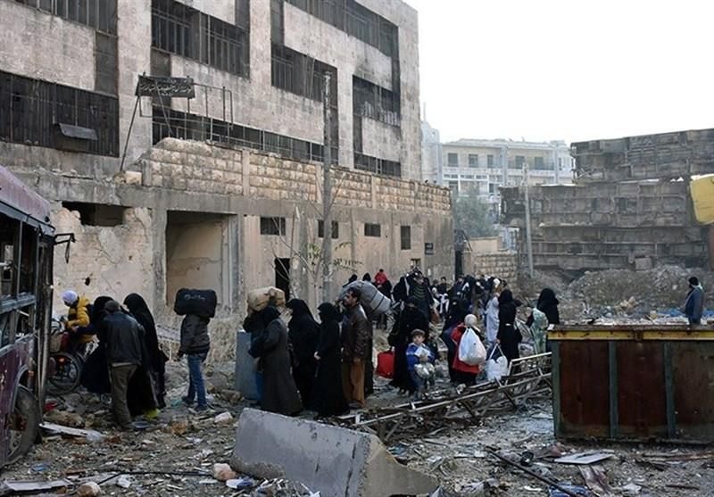 Halep'te 24 Saat İçerisinde Yaklaşık 18 Bin Sivil Kurtarıldı