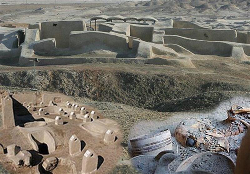 تمدن 5000 ساله جهانساز در کنار رودخانه هیرمند+تصاویر و فیلم
