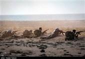ارسال وحدات الاستجابة السریعة الى منطقة المناورات الکبرى جنوب شرقی ایران