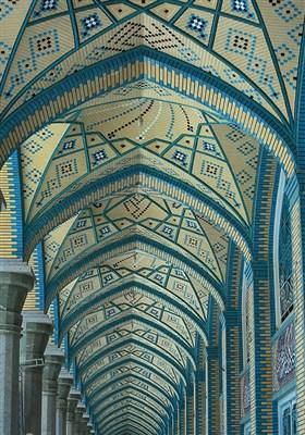 مسجد جمکران فی الذکرى السنویة لبدایة امامة الامام المهدی(عج)