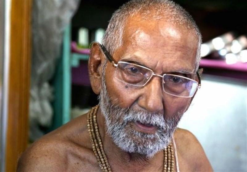 پیرترین مجرد جهان راز طول عمر خود را چه میداند؟ + عکس و فیلم