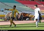تساوی یک نیمهای ماشینسازی و فولاد در چمن جدید ورزشگاه یادگار امام/ پدیده و سپاهان با تساوی به رختکن رفتند