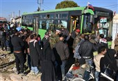 Teröristler Halep'te Halkın Kaçışını Engelliyor