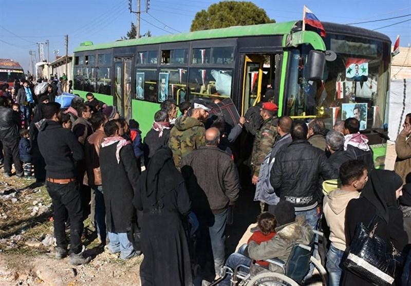 تخلیه حلب سوریه