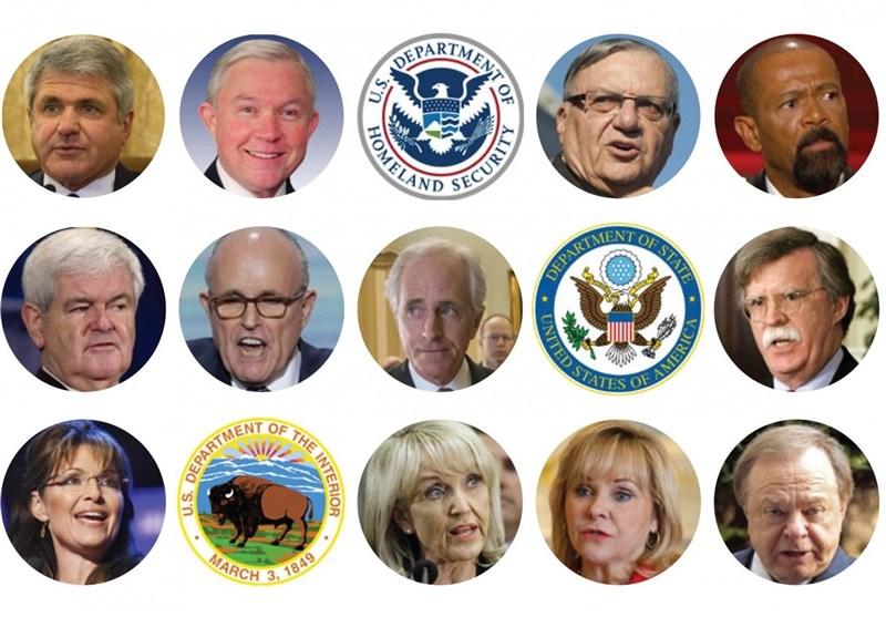 واشنگتنپست: ژنرالهای ترامپ ایران را بزرگترین تهدید میدانند