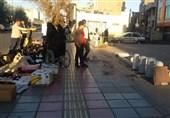 پیشنهاد شهرداری تهران به ستاد مقابله با کرونا برای آغاز فعالیت دستفروشان