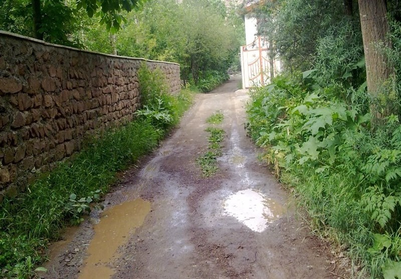 روستای حسنکدر چالوس