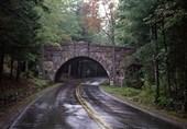 تونل کندوان چالوس
