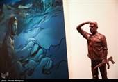 افتتاحیه چهارمین جشنواره جهانی هنر مقاومت