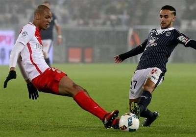 موناکو با یک پیروزی پرگل به صدر رسید