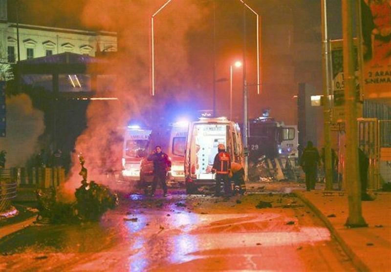 İstanbul Beşiktaş'ta 2 Bombalı Saldırı: 29 Şehit, 166 Yaralı