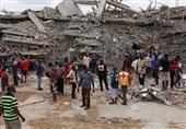 نائجیریا میں چرچ کی چھت گرنے سے 160 افراد ہلاک