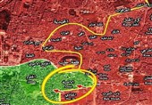 """الجیش السوری یسیطر على حی """"الأصیلة"""" شرق حلب"""