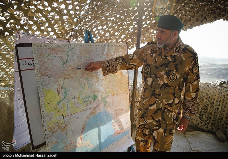 War Game in Southeast Iran Produced Good Results: Commander