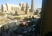قاہرہ میں بم دھماکہ، 5 افراد جاں بحق/ تصویری رپورٹ
