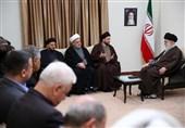الامام الخامنئی: تقدم العراق لصالح الجمهوریة الاسلامیة الایرانیة..الحشد الشعبی ثروة عظیمة