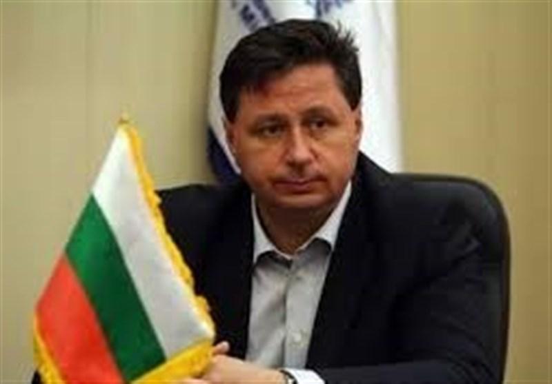 سفیر بلغارستان در ایران