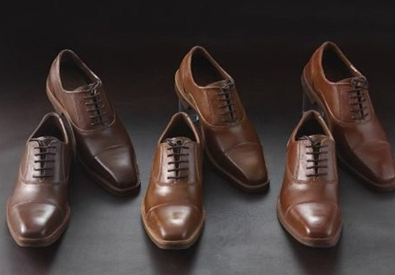 أحذیة من الشوکولا ثمنها یفوق الأحذیة الحقیقیة