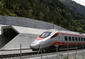 World's longest rail tunnel begins regular service in Switzerland