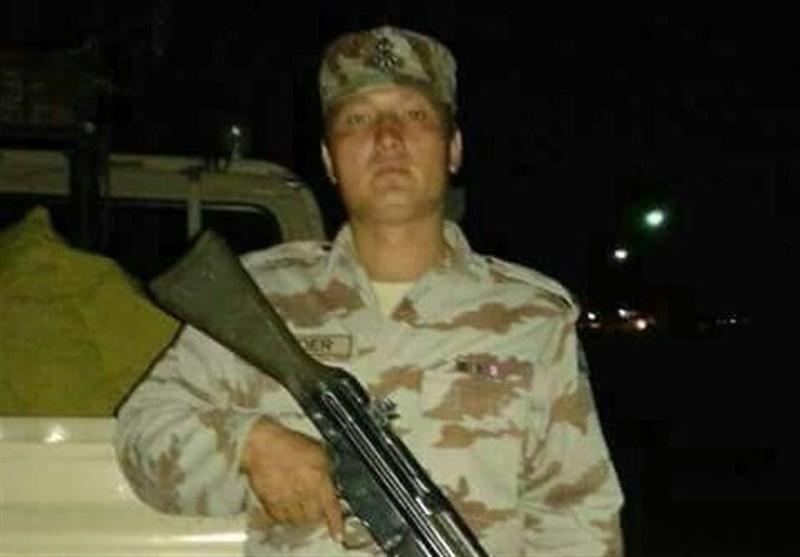 کوئٹہ میں فرنٹیئر کور کا سپاہی تکفیری دہشت گردوں کی فائرنگ سے شہید + تصویر