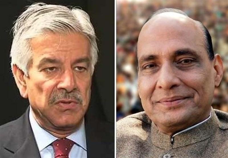 بھارتی وزیر داخلہ کی بھڑک پر خواجہ آصف کا بھرپور جواب