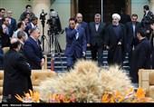 جشن شکرگزاری برداشت محصول با حضور رئیس جمهور