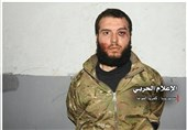 تروریست النصره اسیر