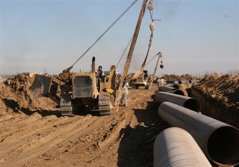 New Pipeline to Guarantee Steady Supply of Gas in North Iran