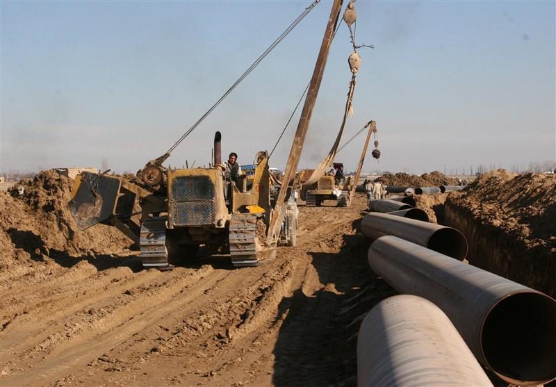 انتقال خط لوله گاز دماوند به لاریجان