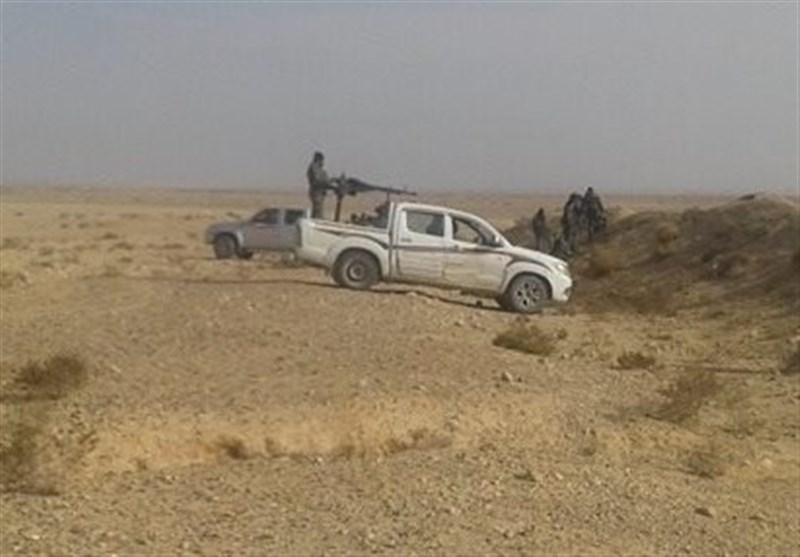 داعش یتکبد خسائر فادحة فی محیط مطار التیفور