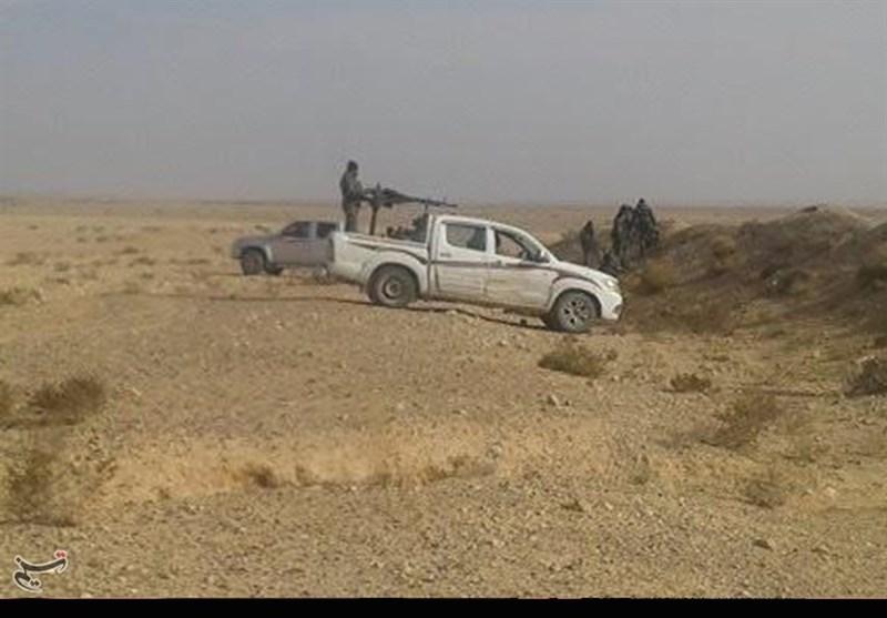 درگیری شدید ارتش سوریه و داعش در نزدیکی فرودگاه نظامی «تیفور»/بمباران مواضع تروریستها در اطراف «تدمر» توسط روسها