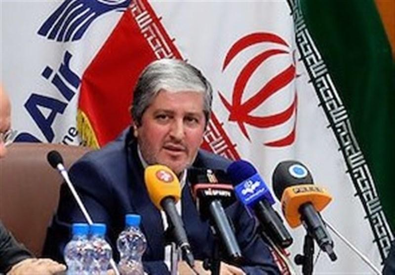 مدیرعامل ایرانایر در گفتوگو با ایران و جهان: قرارداد خرید ۱۰۰ هواپیمای ایرباس نهایی شد