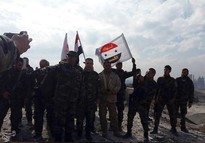 حلب محله الشیخ سعید
