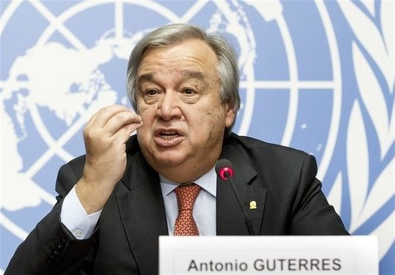 UN Chief Condemns Terrorist Attacks in Tehran