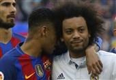 رئال مادرید بارسلونا
