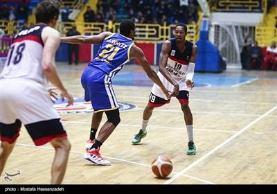 لیگ برتر بسکتبال - شهرداری گرگان و پتروشیمی ماهشهر