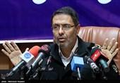 نخستین نشست خبری سردار محمدرضا مهماندار رئیس پلیس راهور تهران