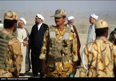 الیوم الأخیر من مناورات محمد رسول الله (ص) الرابعة فی ایران