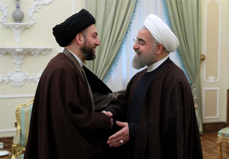President Rouhani Pledges Iran's Continued Supports for Iraq, Syria