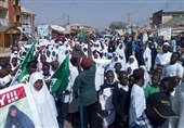 Nijeya'da Zekzaki protestosu