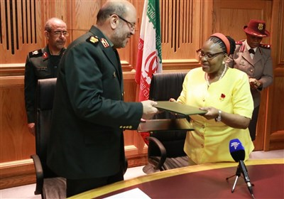 Tasnim News Agency - Iran Eyes Closer Ties with S. Africa ...