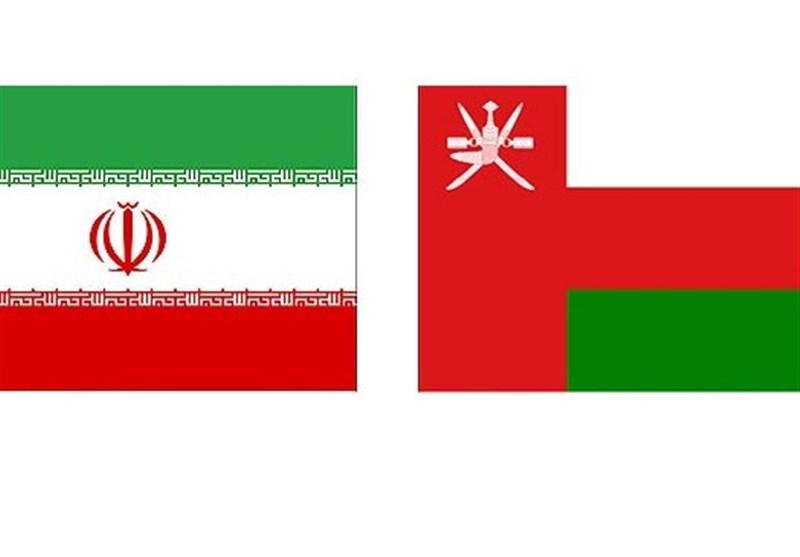 پرچم عمان و ایران