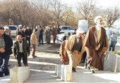رئیس سازمان اوقاف کشور از مدارس حفظ قرآن در روستاهای استهبان بازدید کرد