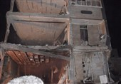 انفجار شدید گاز شهری در اهواز / علی معرف / آذر 95
