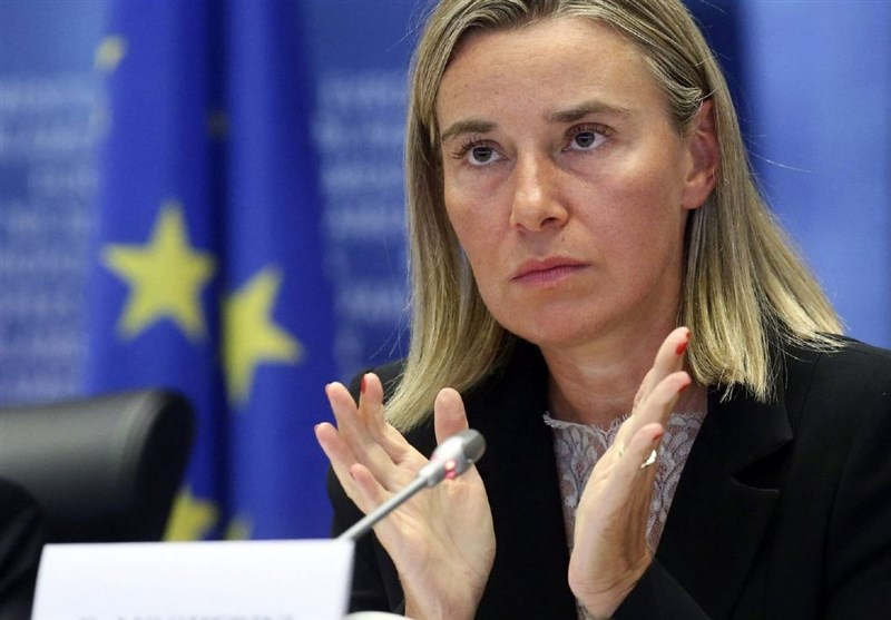 US Lawmakers Intend to Maintain JCPOA: EU's Mogherini