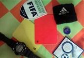 داور فوتبال، تجهیزات داوری