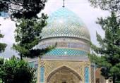 قدمگاہ؛ امام رضا علیہ السلام کے نیشابور سفر کی ایک عظیم یادگار + فلم و تصاویر