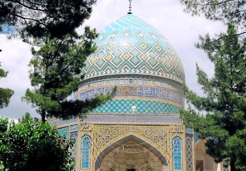 قدمگاه؛ بزرگترین یادگار سفر امام رضا(ع) به نیشابور+فیلم و عکس