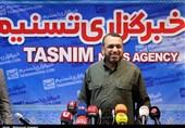 کنفرانس خبری احمد الاسدی در تسنیم