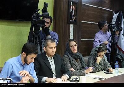 مؤتمر الصحفی للمتحدث باسم الحشد الشعبی فی مبنى وکالة تسنیم